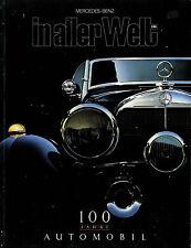 Mercedes in aller Welt Nr 199 1/86 100 Jahre Automobil Peter Fonda 1986 Auto Pkw