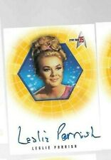 Leslie Parrish as Lt. Palamas 35th anniversary Star Trek TOS A9 autograph card