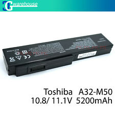 Laptop Battery for Battery For ASUS A32-M50 A33-M50 A32-N61 A32-X64 M50V M60 X55