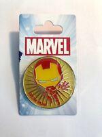 HKDL Disneyland Hong Kong Marvel Disney Pin Iron Man Cutie Style Avengers