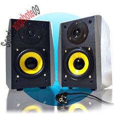 PAAR Dynavox TG1000M SILBER Aktiv Lautsprecher Boxen Aktivboxen Set 30Watt Mini
