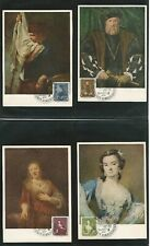 Germany DDR Stamp Collection, Lot of 10 Covers & Cards, DKZ