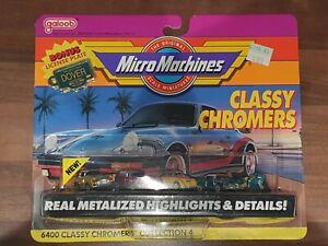 Micro Machines Classy Chromers No.4