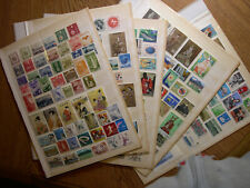 JAPAN 1940's-1972 Mint Collection MLH on stock pages HZ5
