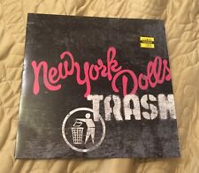 "New York Dolls - Trash 7"" vinyl record EX/NM"