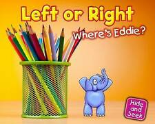 Izquierda o derecha:? dónde se Eddie? (escondite), Nunn, Daniel, Libro Nuevo mon000005655