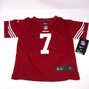 Colin Kapernick Nike Youth San Francisco 49ers Jersey Toddler Small 4T