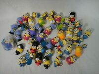 Despicable Me Minions McDonalds Happy Meal Toys Huge Lot of 45