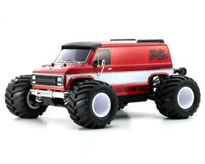Kyosho Fazer Mk2 Mad Van VE 1/10 4WD Readyset Monster Truck [KYO34491T1]
