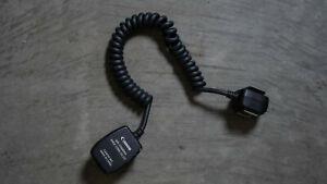 Genuine Canon OC-E3 Off Camera Shoe Cord TTL