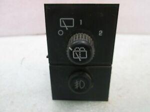 2003 - 2006 GMC Yukon Fog Light Rear Wiper Control Switch Unit 15061682 OEM