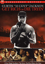 Get Rich Or Die Tryin' [DVD], DVD, , , New