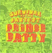 Prince Fatty- Survival Of The Fattest cd, sealed Tommy Boy