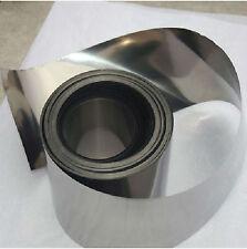 Titanium Ti Gr5 Grade 5 ASTM B265 Thin Plate Sheet Foil 0.1mmx100mmx300mm EFW-3Y