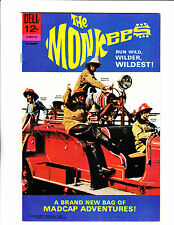 "Monkees  No.7    : 1967 :    : Photo Cover! :   : ""The Football Hero"" :"