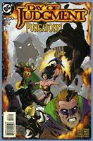 Day of Judgment #3 1999 Spectre Parallax DC Comics