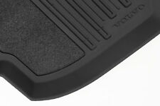 Genuine Volvo XC70 Rubber Floor Mats - Off-Black 39807571