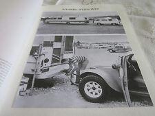 Internationales Automobil Archiv 5 Spezialitäten 5096 USA Wohnmobile Autoschlepp