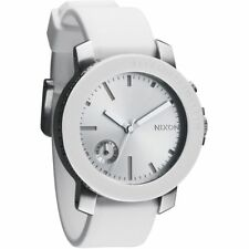 Nixon The Raider Watch - Womens White/Silver A317179