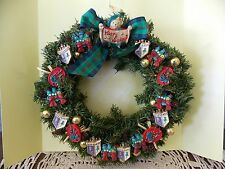 The Scottish Dance Collection 1993 The Vanderbear Family A Highland Fling Wreath