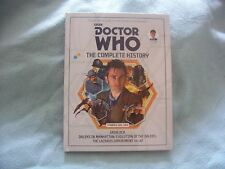 BBC Doctor Who - The Complete History - Stories 181-184  Volume 55