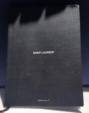 Saint Laurent (YSL) Women Fall 2017 RTW ~ 67 Pages~ Color