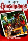Goosebumps: Say Cheese and Die! No. 4 by R. L. Stine (1992, Paperback)