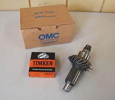 OMC Cobra Shift Gear & Bearing Part #980482 Fits 1973-1977 Drives
