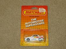 Matchbox MB9 Toyota MR2 Pace Car White MOC 1987