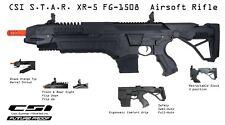CSI Airsoft S.T.A.R. XR-5 FG-1508 Black Advanced Battle Rifle AEG Space M4 STAR