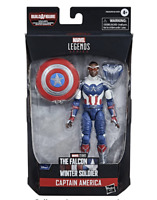 Marvel Legends! Avengers Hasbro Series 6-inch Action Figure Toy Captain America