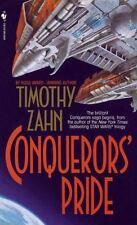 Conquerors' Pride (The Conquerors Saga, Book One), Zahn, Timothy, Good Book