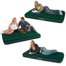 INTEX Downy Camping Luftbett Gästebett Bett mit integrierter Fusspumpe