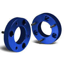 "Fit 2004-2017 Ford F150 2/4WD Blue 1.5""Front Top Mount Leveling Lift Kit Spacer"