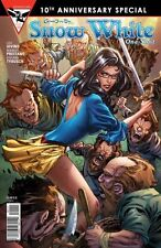 GRIMM FAIRY TALES SNOW WHITE YEAR 10 ONE SHOT LASHLEY SEXY COVER A ZENESCOPE