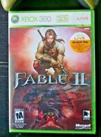 Fable II (Microsoft Xbox 360, 2008) - Factory Sealed