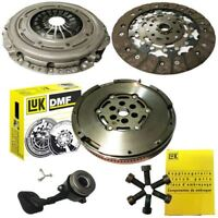 LUK DUAL MASS FLYWHEEL, A CLUTCH KIT & CSC FOR A FORD C-MAX MPV 1.6 TDCI DM2