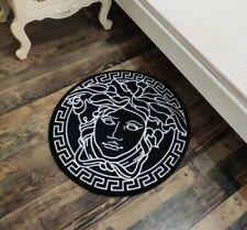 *HOT OFFER* Versace carpet round 60cmx60cm Medusa Pattern Hot Sale Anti-Skid