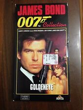 CS5> James Bond 007 Collection - Goldeneye -Film VHS anno 1995