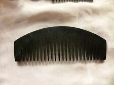 A grade 100% natural gem care combs