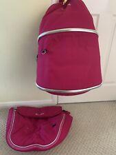 Silver Cross Wayfarer Pioneer Pink Colour Pack - Hood Cosy Toe/Apron