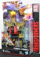 Transformers Generations Power Of The Primes Deluxe Figure Dinobot Snarl
