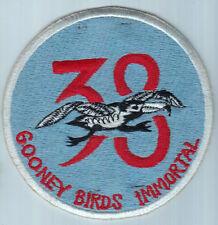 Wartime 38th Gooney Birds Immortal Patch