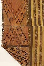 S.ancien nomades Kelim Sumach Tapis Persan Tapis Tapis d'Orient 1,64 x 1,54