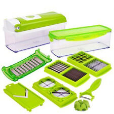 Super Slicer Plus Vegetable Salad Fruit Peeler Cutter Chopper Grater Nicer Dicer