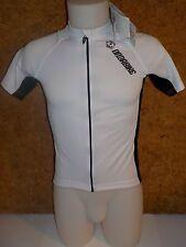 Maillot de cyclisme, Homme - ONDA BIKE ONDABIKE, M10-50117-blanc en XS