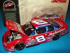 Dale Earnhardt Jr 2000 Budweiser Olympic #8 Chevy 1/24 Historical NASCAR Diecast
