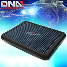 FOR 03-08 4RUNNER/GX470 SUV BLUE REPLACEMENT RACING HI-FLOW DROP IN AIR FILTER