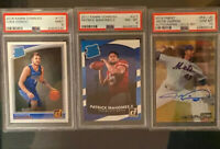 INVESTMENT MYSTERY PACKS FIRE LUKA DONCIC PAT MAHOMES LEBRON MOSAIC PRIZM READ