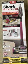 New Shark Cordless Stick Vacuum Rocket Pet Pro IZ162H